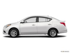 New 2017 Nissan Versa 1.6 SV CVT Sedan K852232 in Waldorf, MD
