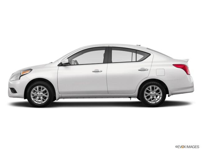 Used 2017 Nissan Versa 1.6 SV Sedan Tucson