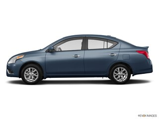 Certified Pre-Owned 2017 Nissan Versa SV Sedan R17434 in the Boston area