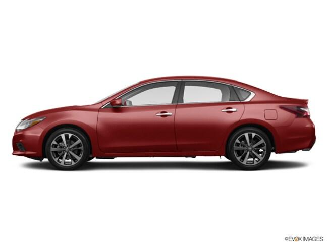 Used 2017 Nissan Altima 2.5 SR Sedan Hickory, North Carolina