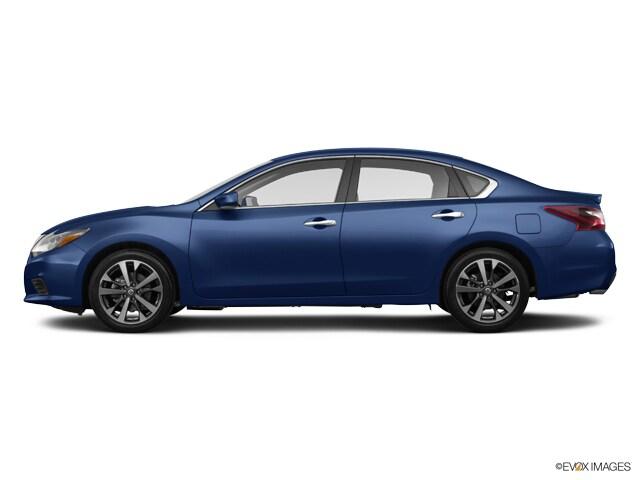 2017 Nissan Altima 2.5 SR Sedan sedan