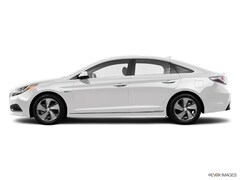 New 2017 Hyundai Sonata Hybrid Limited Sedan Lindon, UT