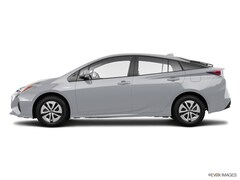 New 2017 Toyota Prius Three Hatchback for sale in Charlottesville