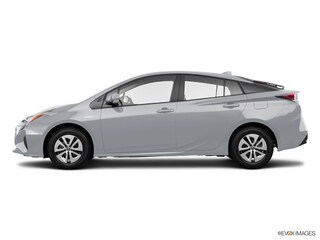 New 2017 Toyota Prius Three Hatchback Lawrence, Massachusetts