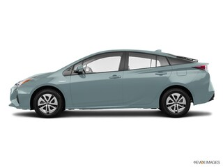 New 2017 Toyota Prius Three Hatchback 1753290 Boston, MA