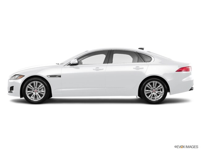 Used 2017 Jaguar XF 35t Premium Sedan in Amarillo