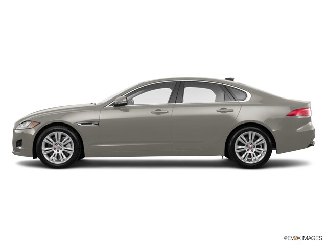 2017 Jaguar XF 35t Premium Sedan