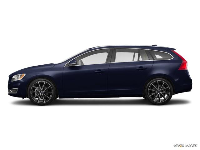 2017 Volvo V60 Wagon
