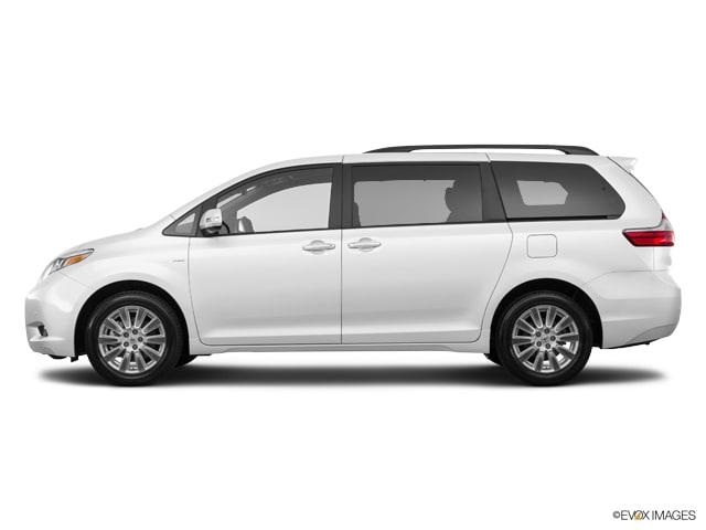 2017 Toyota Sienna Limited Premium 7 Passenger Van Passenger Van
