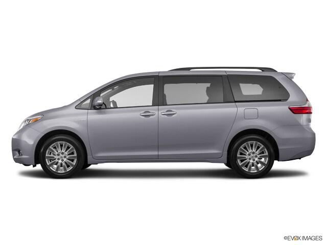 2017 Toyota Sienna Limited Premium FWD 7-Passenger (GS Van Passenger Van