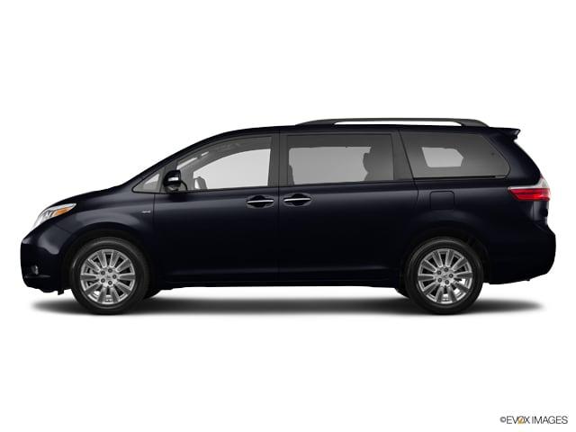 2017 Toyota Sienna Limited Premium 7 Passenger (A8)