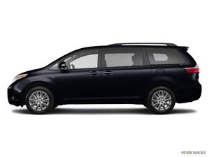 2017 Toyota Sienna Limited FWD Van Passenger Van