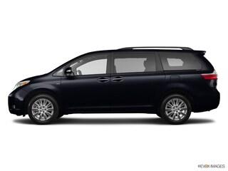 New 2017 Toyota Sienna Limited Premium 7 Passenger Van Passenger Van in Easton, MD
