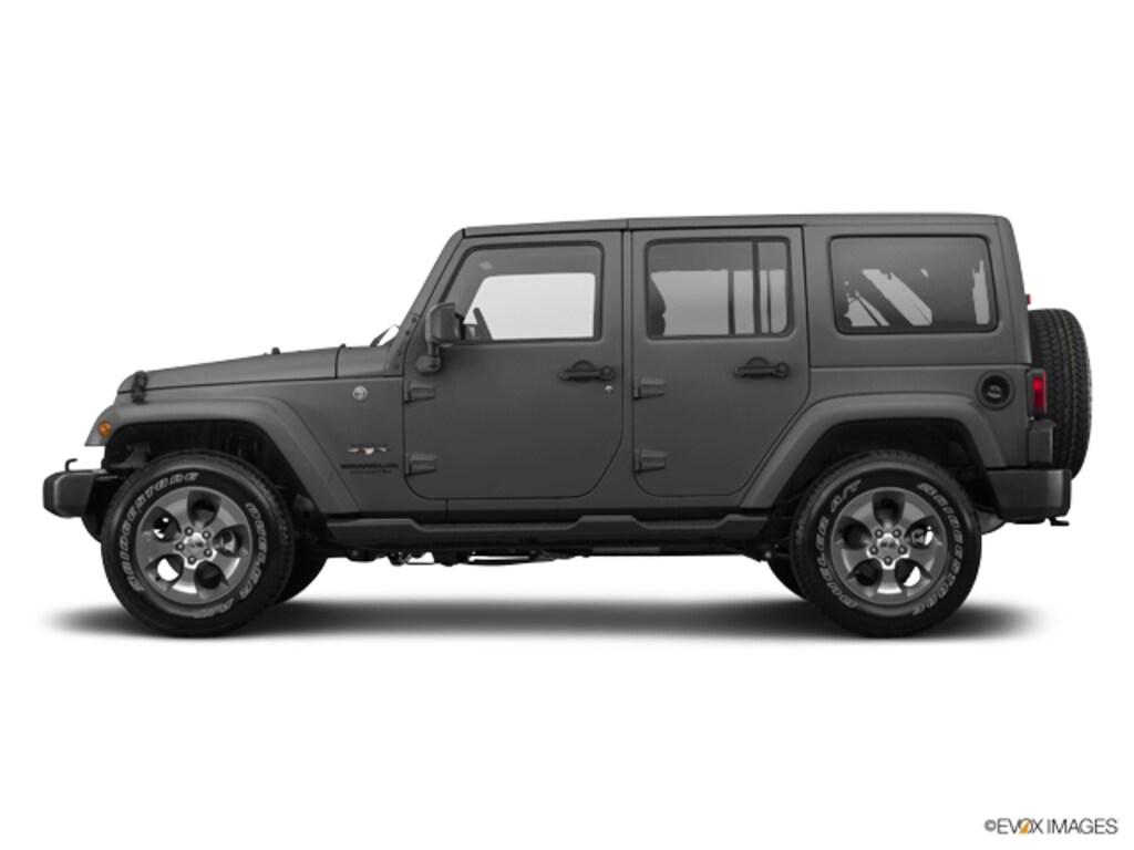 Jeep Wrangler Jk >> Used 2017 Jeep Wrangler Jk Unlimited For Sale In Greeley Co
