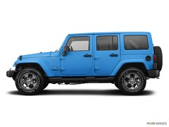 2017 Jeep Wrangler Unlimited Unlimited SUV