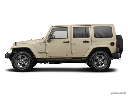 Used 2017 Jeep Wrangler Unlimited For Sale at Cherry Hill
