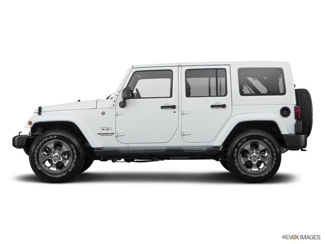 New 2017 Jeep Wrangler Unlimited Sahara SUV Denver