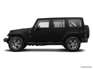 2017 Jeep Wrangler JK Unlimited Unlimited Sahara
