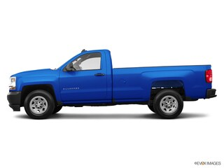 Used  2017 Chevrolet Silverado 1500 LS 4x2 Work Truck  Regular Cab 8 ft. LB 43987A for sale in Frederick, MD