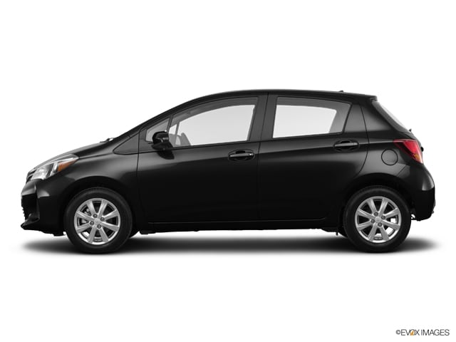 2017 Toyota Yaris Hatchback
