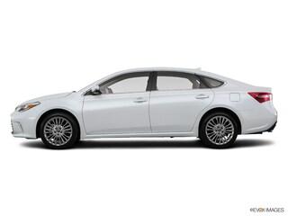 2017 Toyota Avalon Limited Sedan