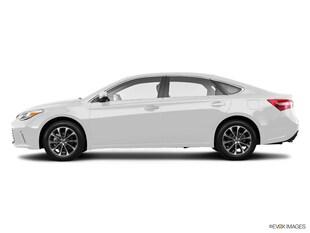 2017 Toyota Avalon XLE Premium Sedan