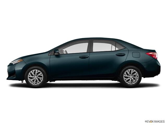 2017 Toyota Corolla Sedan