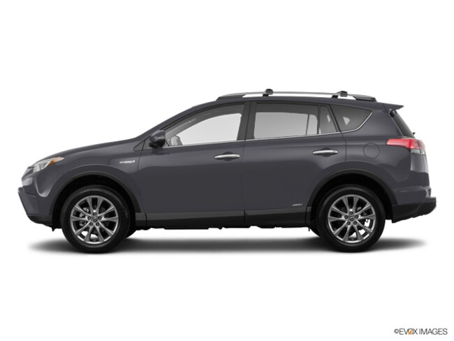 New 2017 Toyota RAV4 Hybrid Limited SUV for sale in Charlottesville
