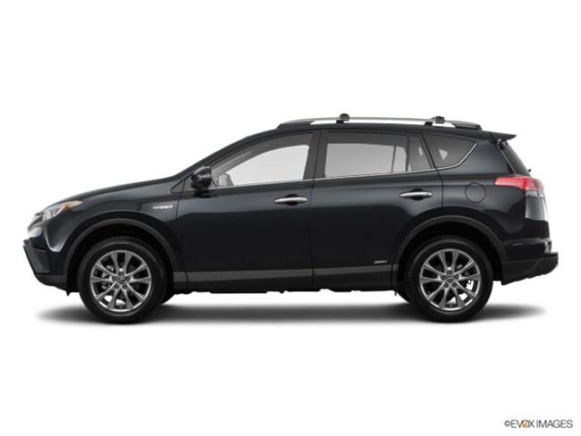 New 2017 Toyota RAV4 Hybrid Limited SUV Scranton, PA