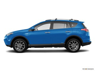 New 2017 Toyota RAV4 Hybrid Limited SUV for sale in Southfield, MI at Page Toyota