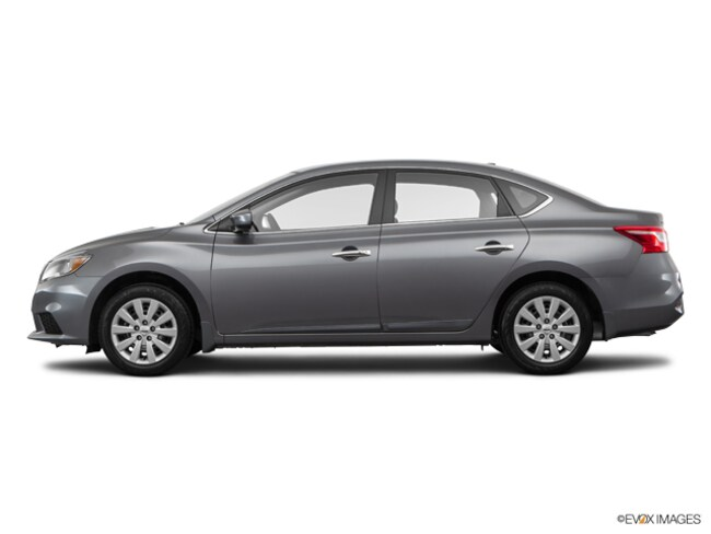 New 2017 Nissan Sentra SV Sedan For Sale Mount Airy NC