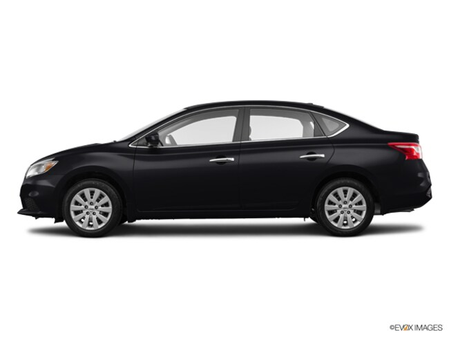 Used 2017 Nissan Sentra SV SV  Sedan For Sale Kenosha, WI