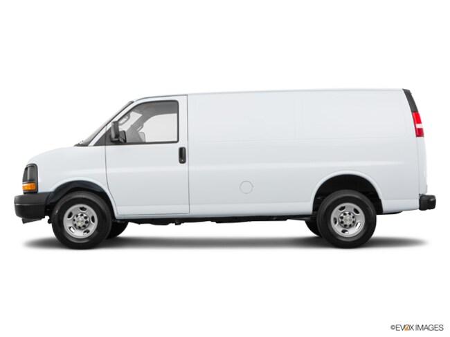 2017 Chevrolet Express 3500 Work Van Cargo Cargo Van