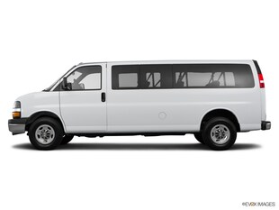 2017 Chevrolet Express 3500 LT 3500 Van Extended Passenger Van