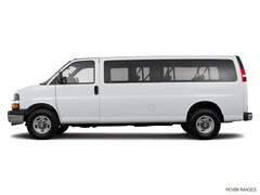 2017 Chevrolet Express Passenger LT RWD Van Extended Passenger Van