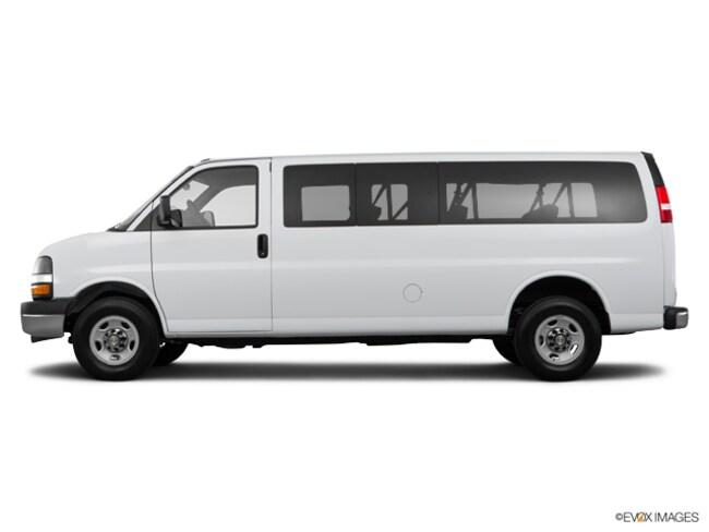 Used 2017 Chevrolet Express 3500 LT Van Extended Passenger Van For Sale near  near Manchester, Dover, York, Red Lion, Middletown, East York, Lancaster.