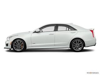 2017 Cadillac ATS-V Base Sedan