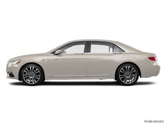 Used 2017 Lincoln Continental RES SEDAN