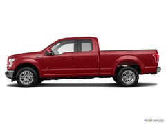 2017 Ford F-150 Lariat Truck SuperCab Styleside