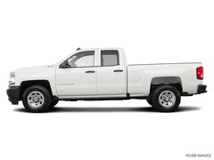 New 2017 Chevrolet Silverado 1500 WT Truck Double Cab Winston Salem, North Carolina