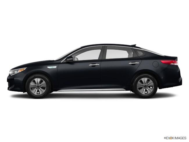 2017 Kia Optima Hybrid Base (A6) Sedan