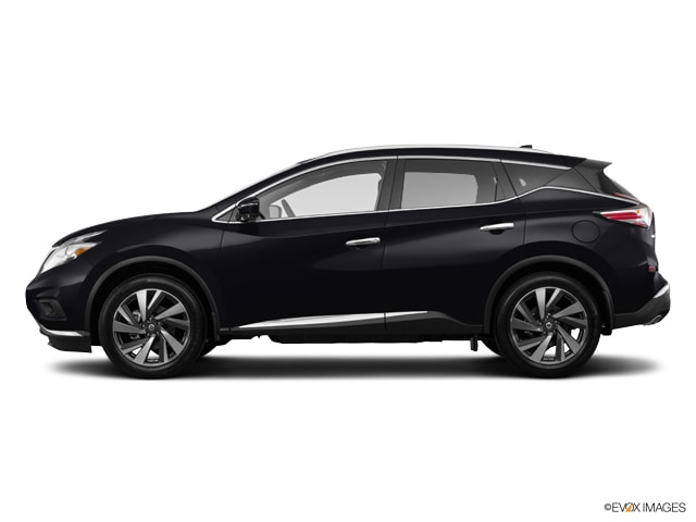 2017 Nissan Murano Platinum (CVT) (EOP 11-30-16) SUV