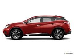 2017 Nissan Murano Platinum SUV in Attleboro, MA
