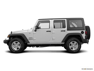 New 2017 Jeep Wrangler Unlimited Sport SUV