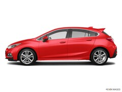 Used 2017 Chevrolet Cruze Premier Auto Hatchback in Helena, MT