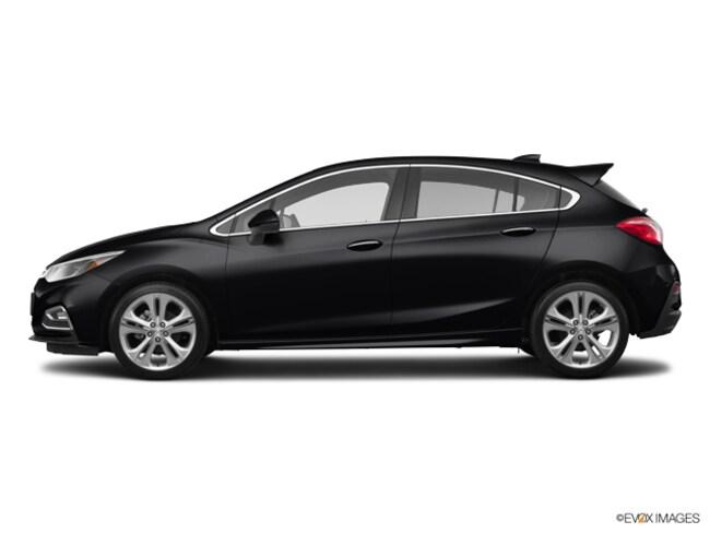 New 2017 Chevrolet Cruze Premier Auto Hatchback near Boston, MA