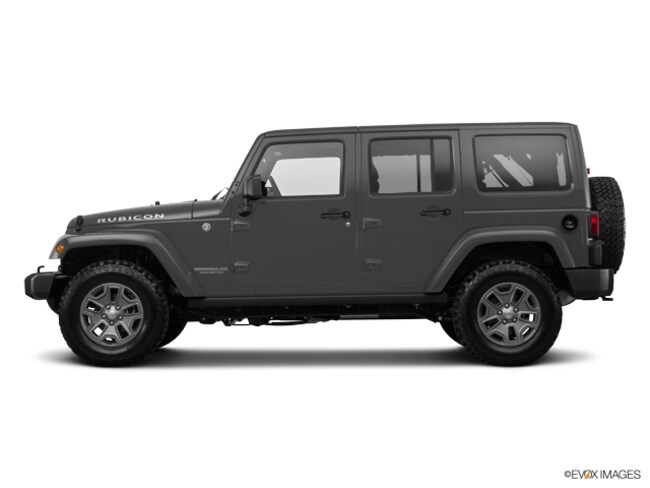 Used 2017 Jeep Wrangler JK Unlimited SUV Saugus MA