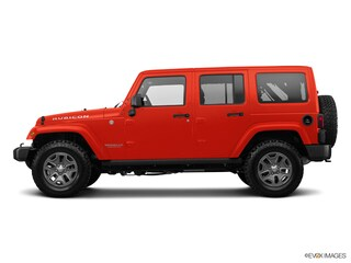 Used 2017 Jeep Wrangler Unlimited Rubicon Sport Utility 10453A in Durango, CO