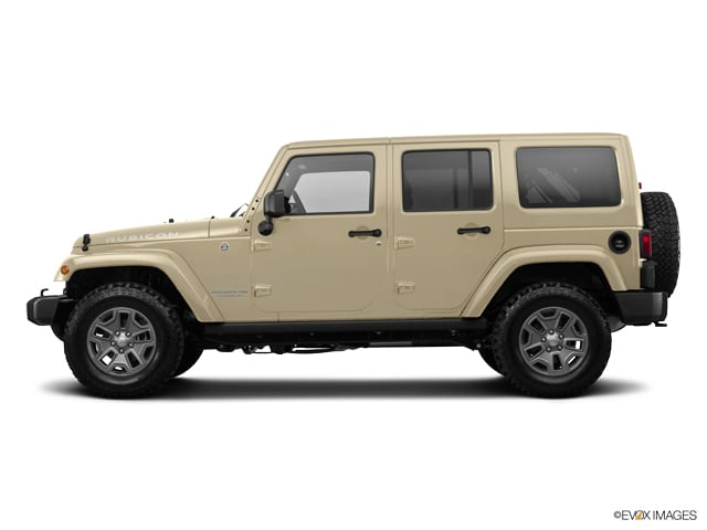 2017 Jeep Wrangler Unlimited Rubicon SUV