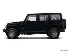2017 Jeep Wrangler Unlimited Rubicon 4x4 SUV